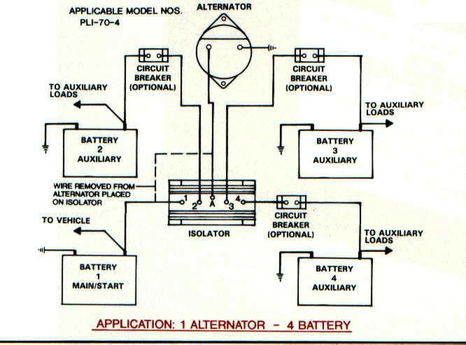 similiar battery isolator wiring keywords battery isolator wiring as well dual battery isolator wiring diagram
