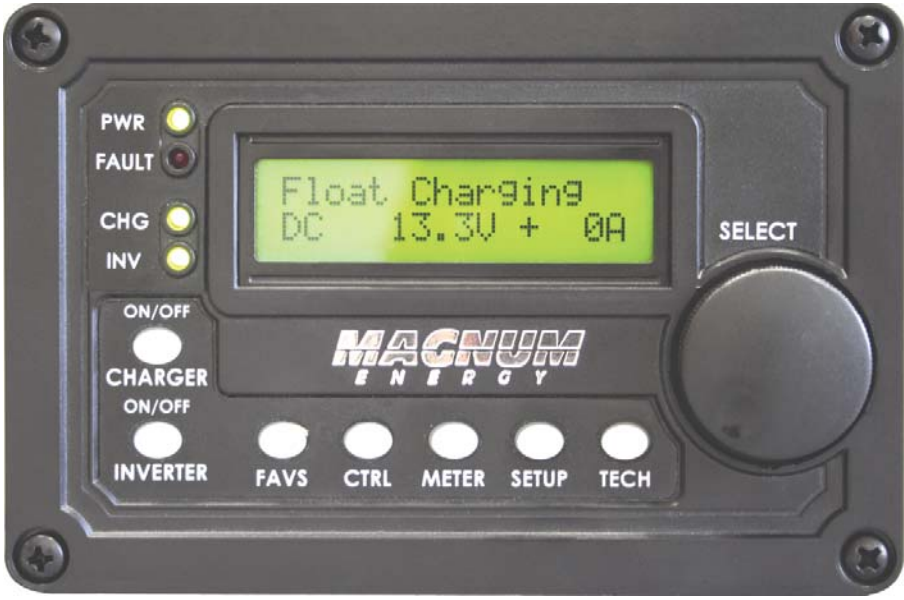 Magnum ME-ARC50 Advanced Remote Display