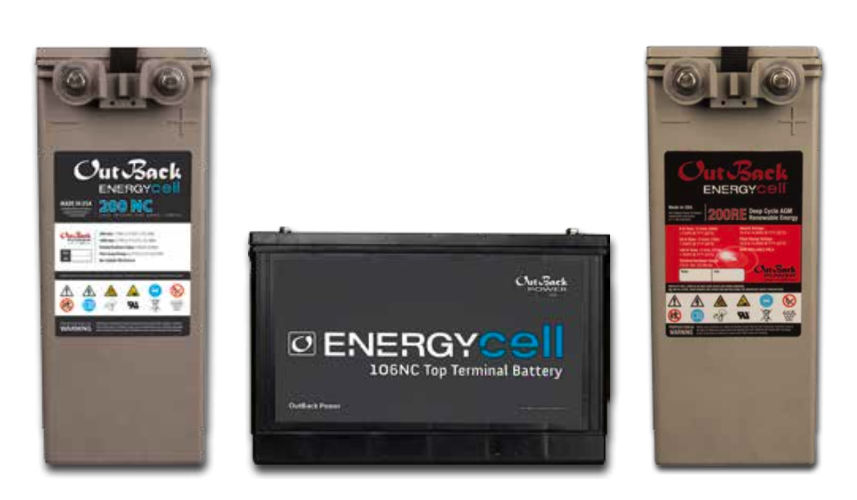 Outback Power Batteries