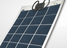Gioco Polycrystalline Flexible Panels