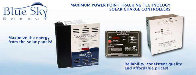 Blue Sky MPPT Solar Charge Controllers