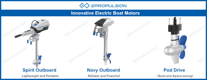 ePropulsion Electric Outboards