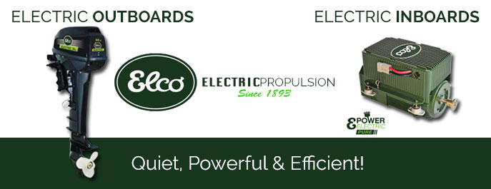 Elco Electric Outboards & Inboards
