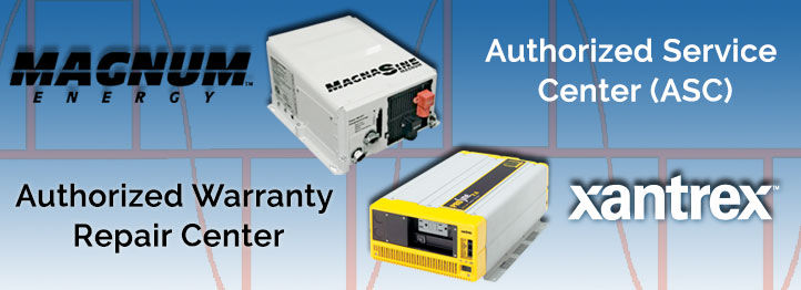 Inverter Repair Service - e Marine Systems