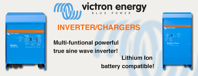 Victron Energy Inverter/Chargers