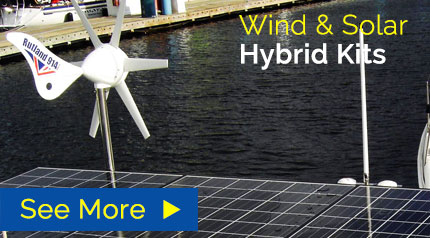 Wind and Solar Hybrid Kits