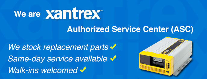 Xantrex Authorized Service Center