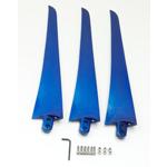 Silent Air x Wind Turbine Blue Blades