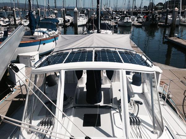 Solbian Solar Panels E Marine Systems