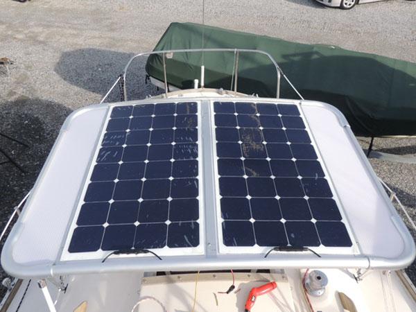 Solbian Solar Panels - e Marine Systems
