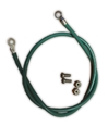 "#10 MARINE 24""  Solar Panel Grounding Wire"