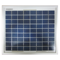 10W Solar Charger Kit
