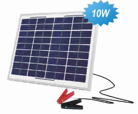 10w Solarland Kit E Marine Systems