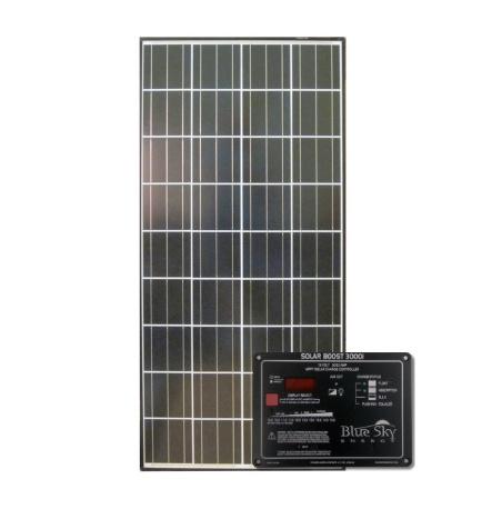 145 Watt Rv Solar Kit E Marine Systems