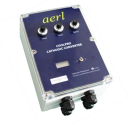 AERL COOLPRO 11-60Vdc Cathodic Protection Controller AERL, COOLPRO, CATHODIC PROTECTOR, CONTROLLER, CONVERTER, CP15, CP30