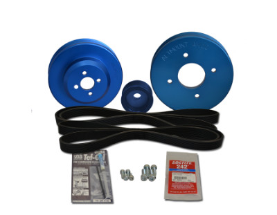 Balmar AltMount Serpentine Pulley Conversion Kit 48-YSP-4JH-E Balmar AltMount Serpentine Pulley Conversion Kit 48-YSP-4JH-E, Balmar Serpentine Belt Kit 48-YSP-4JH-E