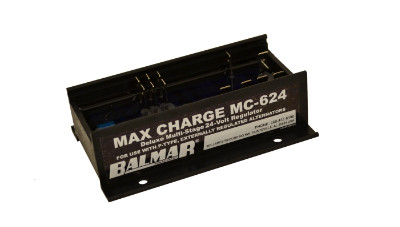 Balmar Max Charge MC-624 Regulator 24V Balmar Max Charge MC-624 Regulator 24V
