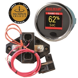 Balmar SG200 Battery Monitor Balmar SG200 Battery Monitor