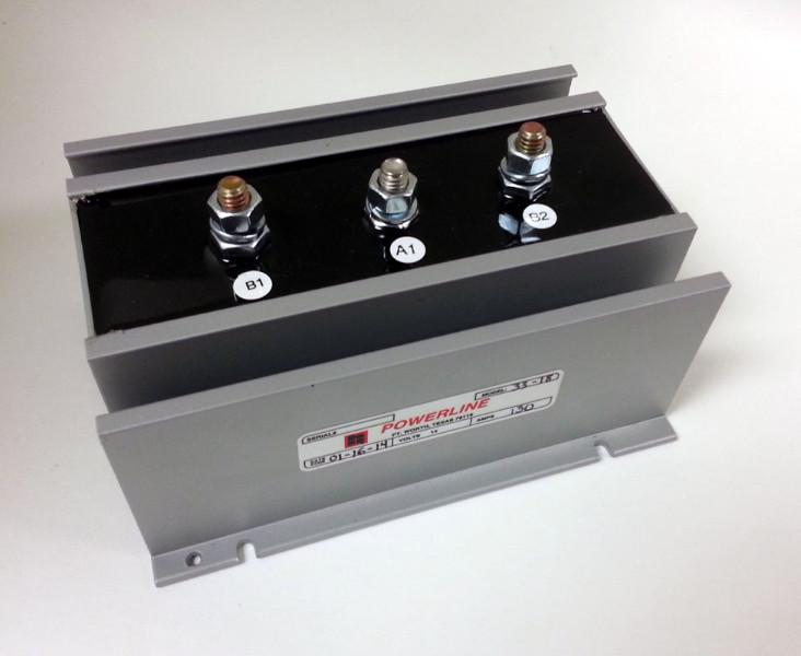 Powerline Battery Isolator 130amp 1 Alternator 2 Batteries