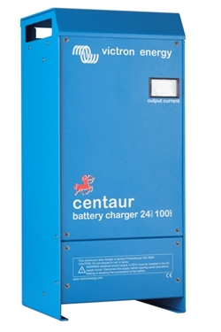 Centaur 100A/12V/3Bank Battery Charger Victron, Centaur, CCH012100000, Battery Charger, 12V, 100A, 3 Bank