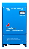 Centaur 30A/24V/3Bank Battery Charger   Victron, Centaur, CCH024030000, Battery Charger, 24V, 30A, 3 Bank
