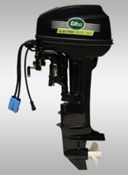 Elco 14HP 48V 6.48kW Electric Outboard EP-14 Elco 14HP 48V 6.48kW Electric Outboard EP-14