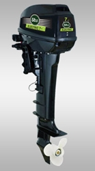 Elco 7HP 5.15 kW 48V Electric Outboard EP-7 Elco EP-7, Electric Outboard EP7RL, 7 hp Electric Motor