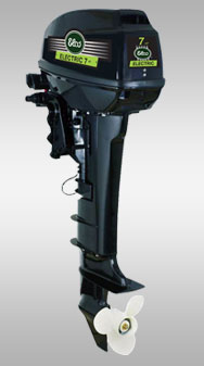 Elco Ep 7 7 Hp 5 15kw 48v Electric Outboard