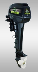 Elco 9.9HP 7.35 kW 48V Electric Outboard EP-9.9 Elco EP-9.9, Elco EP9RL, Elco electric outboard 9.9 hp