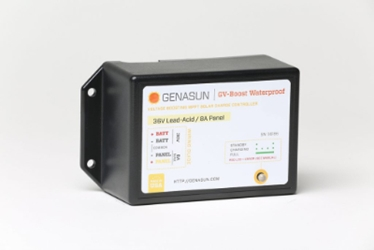 GENASUN GV-4-PB-12V 4A MPPT CONTROLLER FOR 12V LEAD ACID BATTERIES