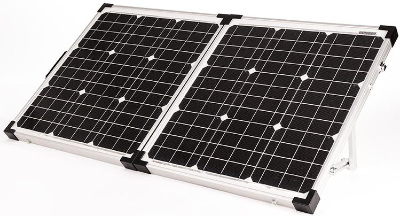 Go Power 80W Portable Solar Kit Go Power 80W Portable Solar Kit