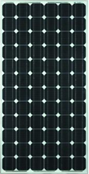 Grape 195W Fixed Frame Solar Panel GS-S-195-Fab3 Grape Solar, 195 watt, solar panel, GS-S-195-FAB3