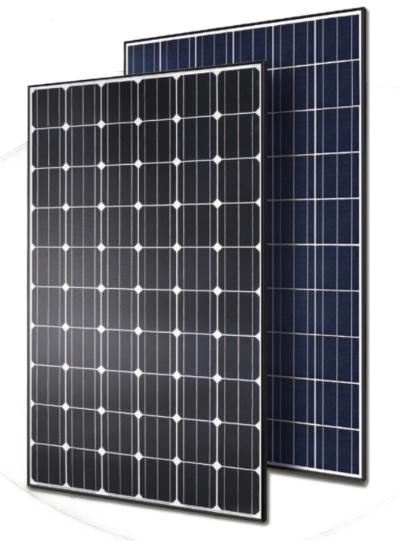 Hyundai 290w Solar Panel His S290rg E Marine Systems