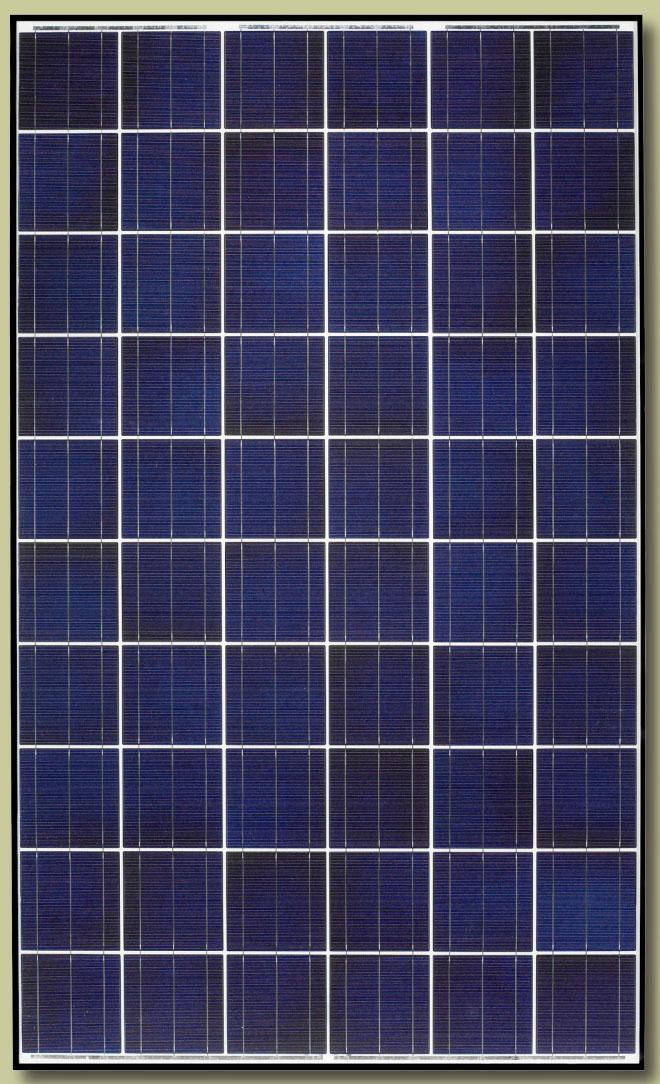Kyocera 260 Watt Solar Panel Fixed Frame Kd260gx Lfb2 E