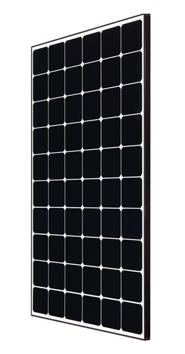 Lg Neon R 350w Solar Panel Fixed Frame E Marine Systems