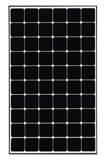 Lg Neon R 350w Solar Panel Fixed Frame E Marine Systems