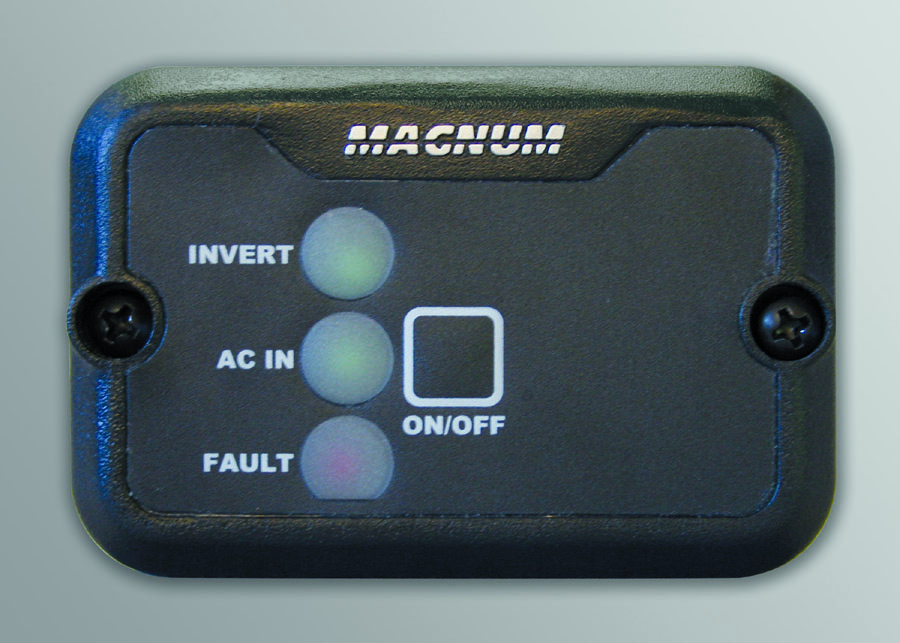 MM-R25 Remote Control Magnum, MM-R25, Remote Control, Remote Control for MM612 inverter