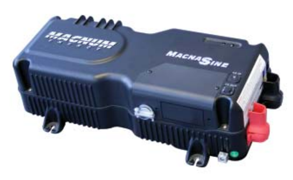 Magnum MMS1012 1000W 12V Pure Sine Wave Inverter Charger 50A