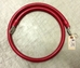 Marine Battery Cable #4/0 four feet Red Color