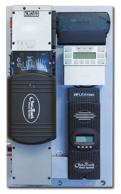 OutBack FP1 VFXR3524A-01 Inverter 3.6kW FLEXpower ONE FXR 48V OutBack FP1 VFXR3524A-01 Inverter 3.6kW FLEXpower ONE FXR 48V, OutBack FP1VFXR3524A, 3.6kW FLEXpower ONE FXR
