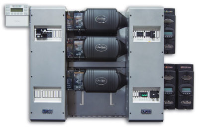 OutBack FP3 VFXR3648A-01 Inverter 10.8kW FLEXpower THREE FXR 48V OutBack FP3 VFXR3648A-01 Inverter 10.8kW FLEXpower THREE FXR, FP3 VFXR3648A-01 Inverter, 10.8kW FLEXpower THREE FXR
