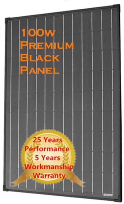 Powerfree 100w Fixed Frame Solar Panel Afp 100w Mono E