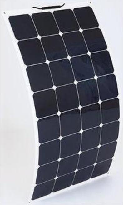PowerFree 100W Semi-Flexible Solar Panel