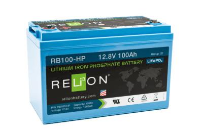 RELiON Marine battery