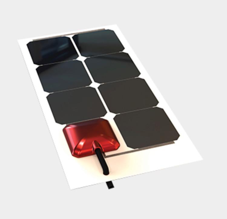 Solbian All In One Flexible Solar Panel 23w 72w E