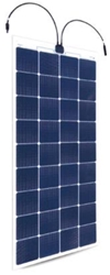 Solbian 52W - 160W SR Series Flexible Solar Panel Solbian SR Series Flexible Solar Panel, SR 52, SR 62, SR 72L, SR 72Q, SR 108, SR 144, SR 160L, SR 160Q