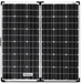SunWanderer Folding Portable Solar Panels - SOL50063