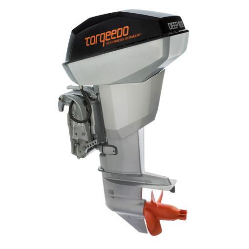 Torqeedo Deep Blue 80RL/RXL Electric Outboard Torqeedo Deep Blue, Electric Outboard, 80RL, 80RXL, , 3201-00, 3202-00