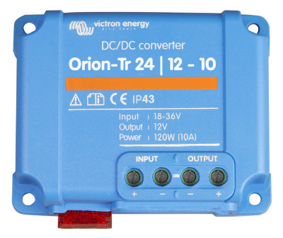 Victron Energy Orion-Tr DC-DC Converters Non isolated Victron Energy Orion-Tr DC-DC Converters Non isolated