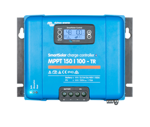 Victron MPPT Charge Controllers 150/70 Tr (12/24/48V-70A) Victron MPPT Charge Controllers 150/70 Tr